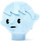 Blue Maru-Face