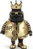 Gold & Black Big Poppa (I Am Retro Exclusive)