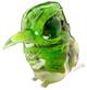 Double Cast Green Chamba