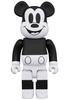 1000% Black & White Mickey Mouse