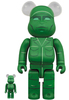 100% + 400% Toy Story 4 : Green Army Men (Set)