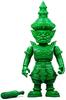 Green Kaiju Smuggler