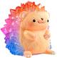 Rainbow Hogkey the Crystal Hedgehog
