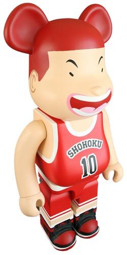 1000_hanamichi_sakuragi-fakir-bearbrick-trampt-313989m