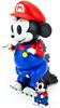 Mickey Mario & Micro Mickey Mario Mousezilla
