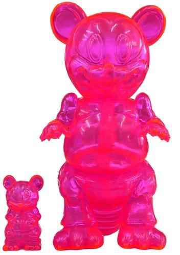 Clear_neon_pk_mousezilla-ron_english-mousezilla-blackbook_toy-trampt-315400m