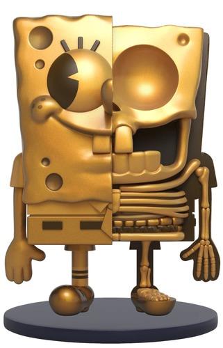 Xxray_spongebob_squarepants__gold_spongebob_chase-jason_freeny_nickelodeon-xxray-mighty_jaxx-trampt-316436m