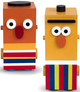 Bert & Ernie False Idols (Set)
