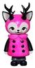 Hot Pink Morris Custom