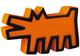 Orange Barking Dog Mini VCD
