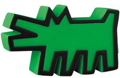 Green_barking_dog_mini_vcd-keith_haring-vcd_vinyl_collectible_dolls-medicom_toy-trampt-316740m