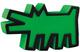Green Barking Dog Mini VCD
