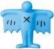 Blue Flying Devil Mini VCD