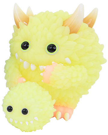 Yellow_monster_fluffy_set-instinctoy_hiroto_ohkubo-monster_fluffy-instinctoy-trampt-317089m