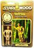 STAR WOOD : TRE-3PO Figure