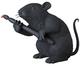 Gesso Black Love Rat
