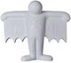 White Flying Devil