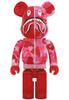 1000_clear_red_shark_camo_x_mika_ninagawa_berbrick-bape_a_bathing_ape_mika_ninagawa-bearbrick-medico-trampt-318296t