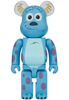 1000% Sully : Monsters Inc. Bearbrick
