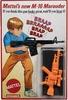 Mattel's M-16 Marauder