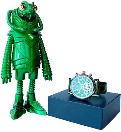 Metallic_green_b1_spacer__watch_set_nycc_20-arctong-b1_spacer-self-produced-trampt-318501m