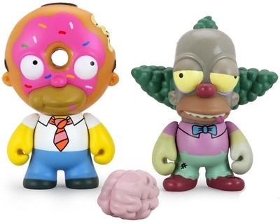 Donut_homer__gid_zombie_krusty_set-matt_groening-the_simpsons-kidrobot-trampt-318657m