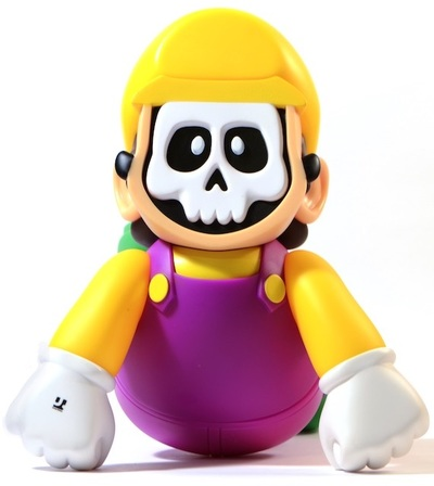 Yellow__purple_super_crash_bro_fye_exclusive-josh_divine-super_crash_bro-strange_cat_toys-trampt-318673m