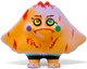 Peach Gobbler Stinging Duck