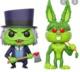 mr hind and bug bunny