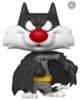 looney tunes slyvester as batman