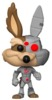 looney tunes wile e coyote as cyborg