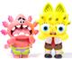 Grapebrain Spongebob & Patrick (Set)