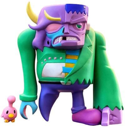 Purple_kaiju_frankenstein-nathan_hamill_touma-kaiju_frankenstein-3d_retro-trampt-319532m