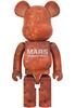 1000% Mars Bearbrick