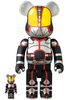 100% + 400% Kamen Rider Faiz Be@rbrick (Set)