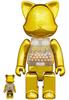 100% + 400% My First Gold B@by NY@brick (Set)