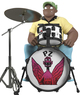 Gorillaz : Song Machine Russel