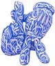 Blue Defer x LA Hands