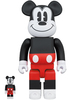 100% + 400% Red & White Mickey Mouse 2020 (Set)