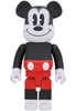 1000% Red & White Mickey Mouse 2020