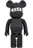 1000% Black XXX God Selection Be@rbrick