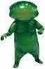 Green Gyoza Man