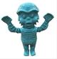 Blue Kid Creature