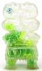 Clear Green Filling Coatlicue