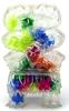 Clear Multi-color Filling Coatlicue