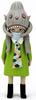 Green Dress Masked Kiddo