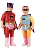 Space Fly Man & Punch Boy (Toy Tokyo)