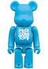 Blue Medicom Toy Bearbrick