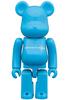 Blue Medicom Toy Plus Bearbrick