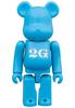 Blue 2G Bearbrick